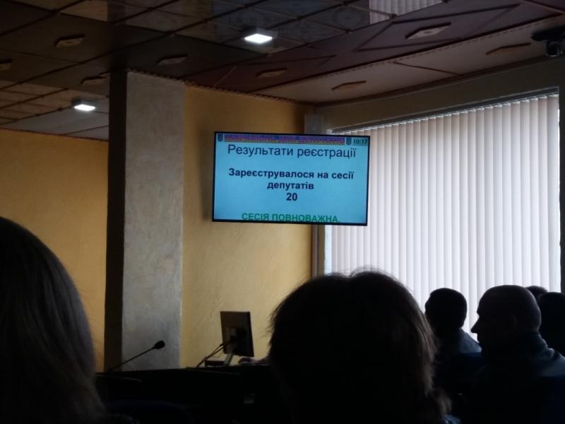 Матеївецька ОТГ стала першою в області ...