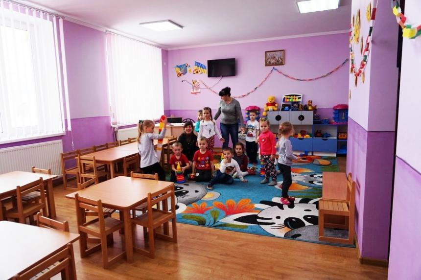 У Дзвиняцькій громаді відкрили дитячий садок ...