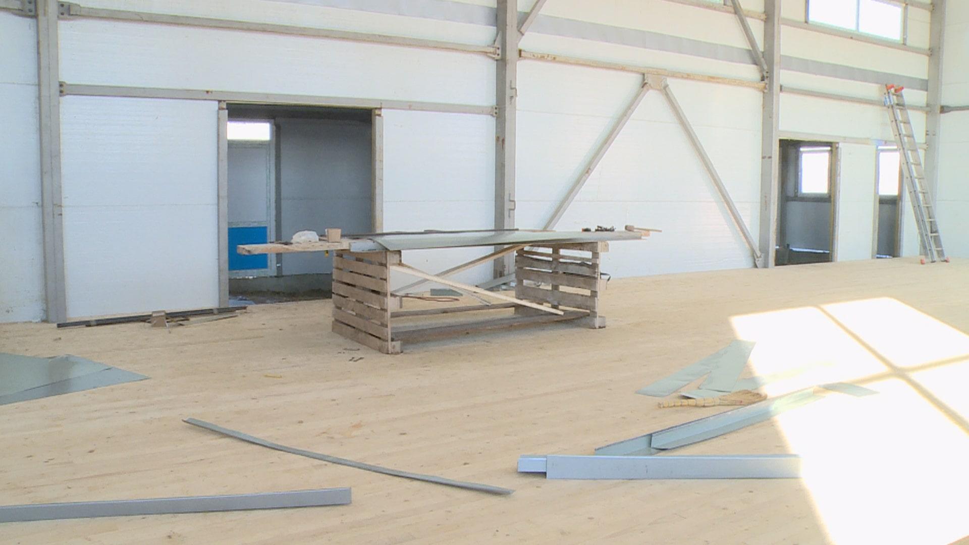 Модульну спортивну залу будують у Печеніжинській ...