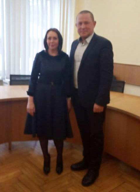 Мер Надвірної зустрівся з головою НКРЕКП