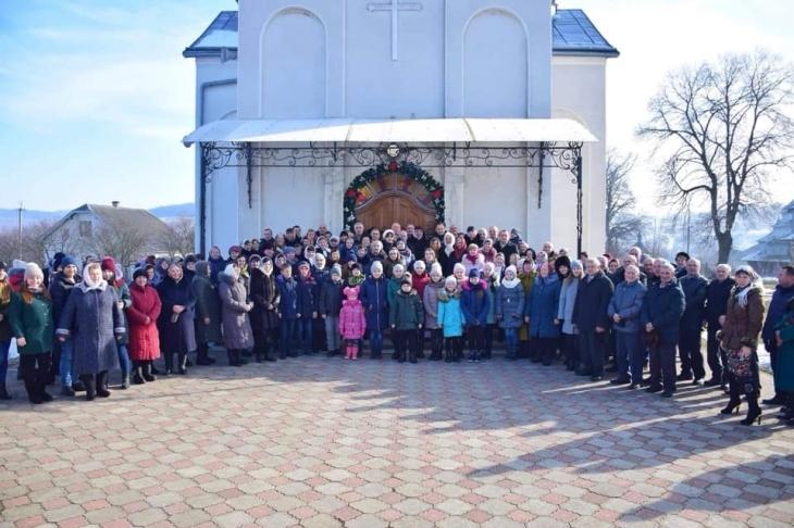 Дорога, церква, школа: мер Марцінків дав ...