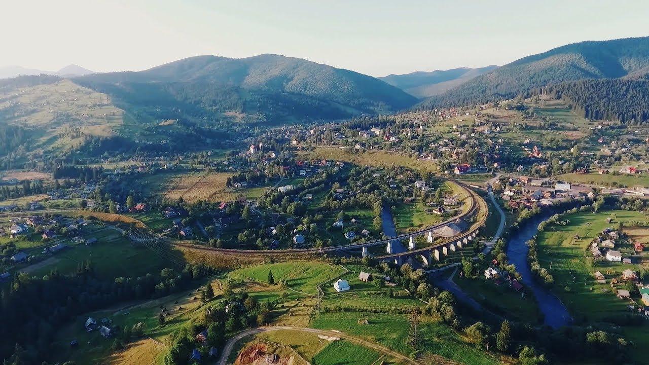 Найколоритніші села Прикарпаття, де варто побувати