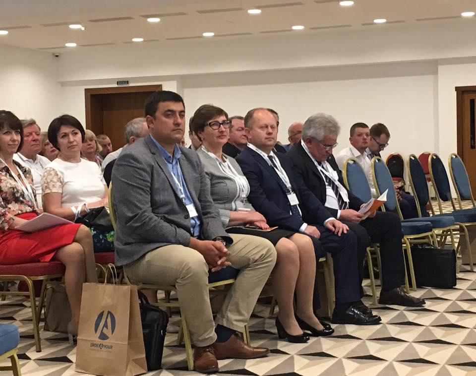 Розпочала роботу Міжнародна конференція «Нафтогазова енергетика 2019»!