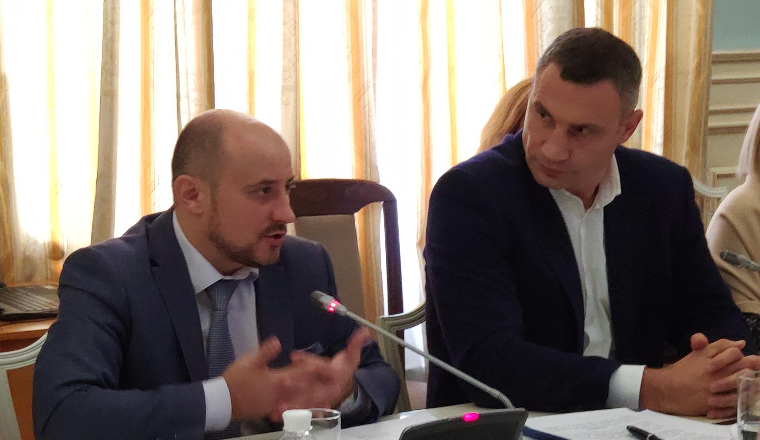 В.Кличко: До місцевих бюджетів потрібно зараховувати ...