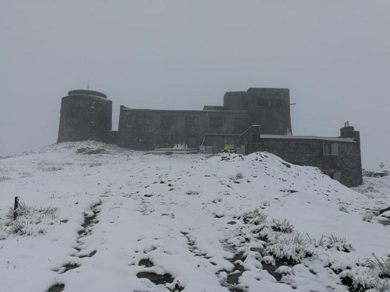 Колишню обсерваторію на Піп Івані перетворюють ...