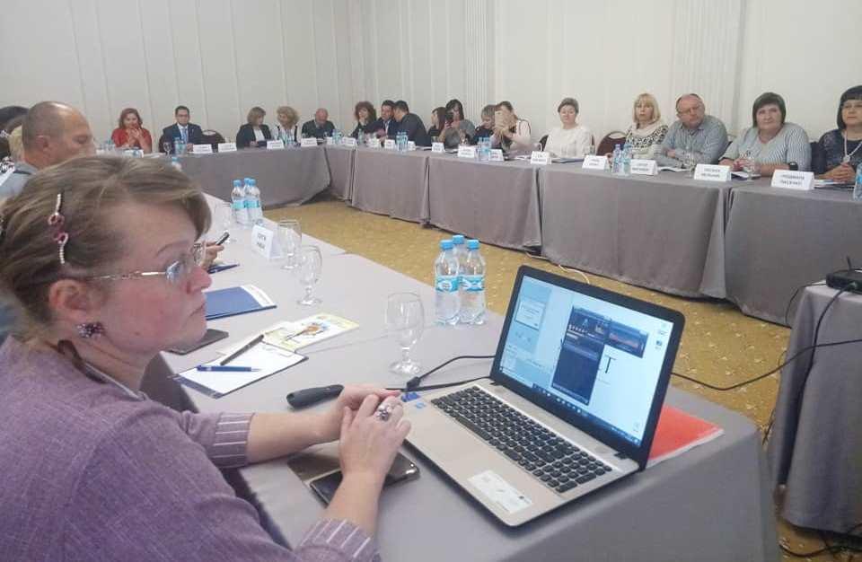 Секція АМУ з питань освіти працює в Одесі