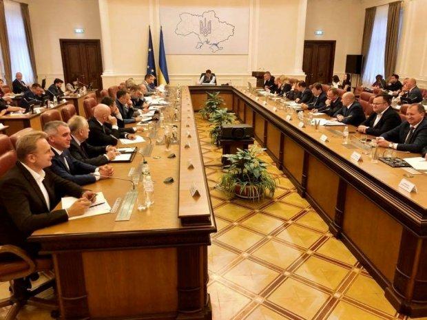 Зустріч Правління АМУ з Прем'єр-міністром України