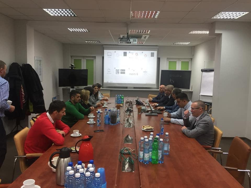 Делегація з Бурштина вивчала досвід Польщі