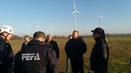 У Тлумацькій ОТГ запрацює вітрова електростанція