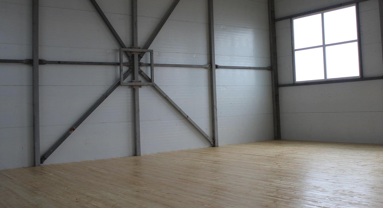 У Печеніжинській ОТГ завершують будівництво спортзалу
