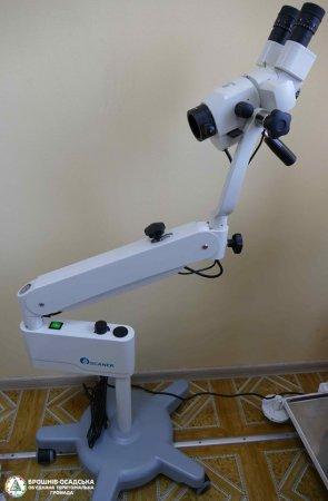 Брошнів-Осадська міська лікарня вкотре поповнилася сучасним медичним обладнанням