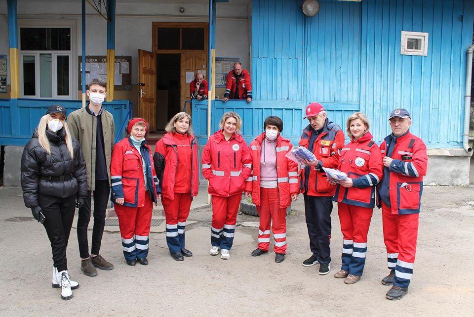 Молодь Коломиї зібрала на потреби ЦРЛ понад 26 000 грн.