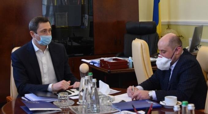 Виконавчий директор АМУ Олександр Слобожан зустрівся ...