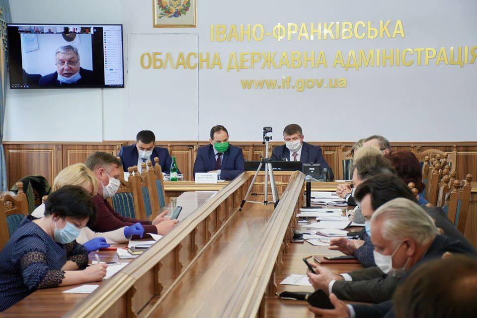 День діалогу обласної влади і громад Прикарпаття