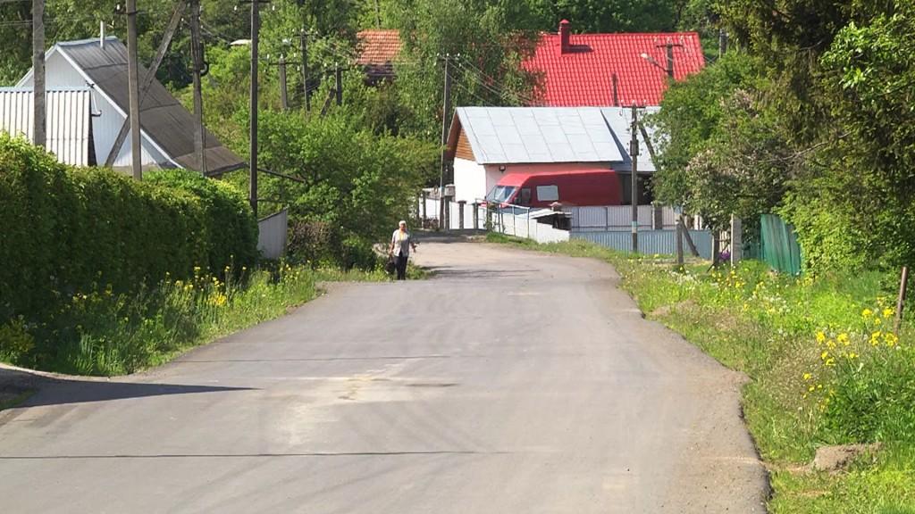 У П'ядицькій ОТГ відновлюють автошляхи