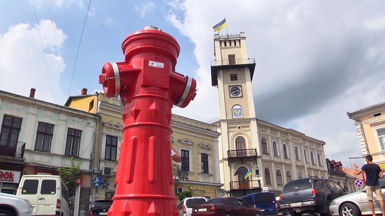 Заміна системи очистки води в Коломиї. ...