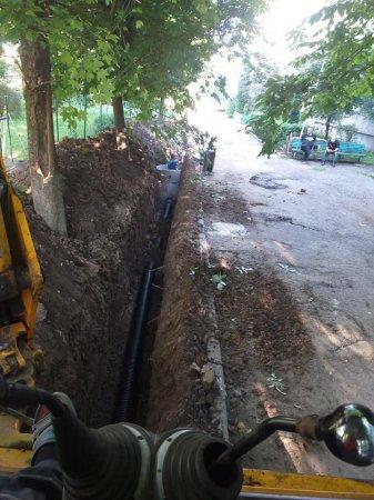 Заміна системи очистки води в Коломиї. Капітальна заміна водопроводу та каналізації, реконструкція очисних споруд