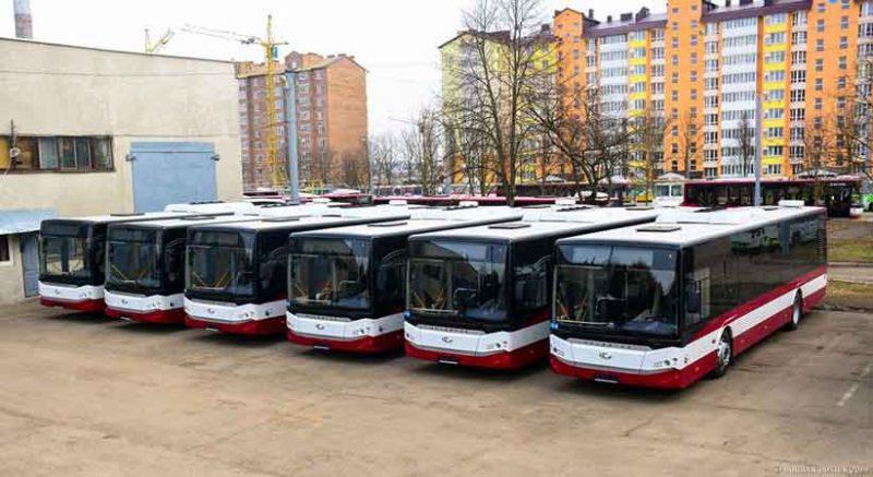 У Франківській ТГ з'явилися нові маршрути: у Камінне та Радчу