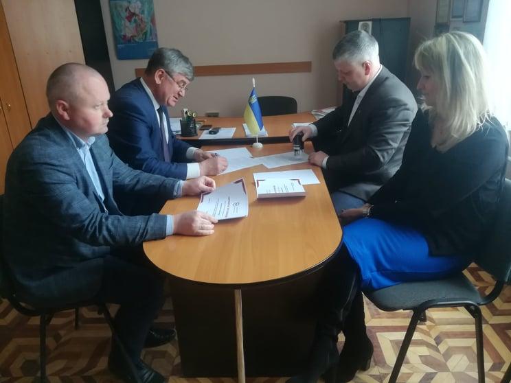 Солотвинська ТГ й Університет Короля Данила підписали меморандум про співпрацю